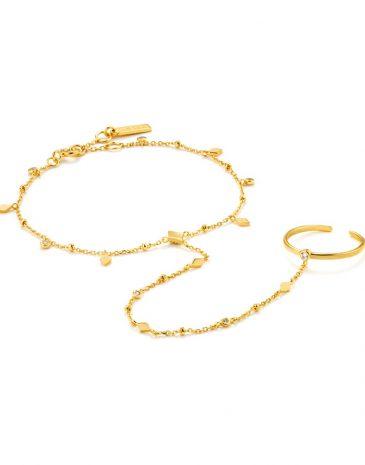 Bohemia Hand Chain Bracelet