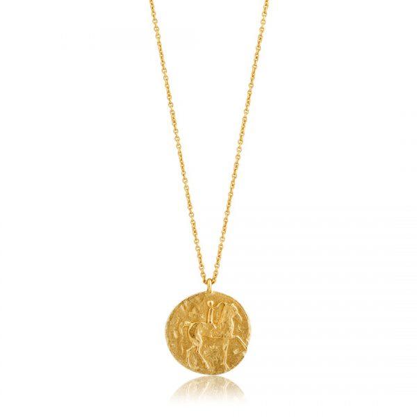Roman Rider Necklace