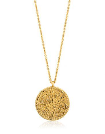 Ancient Minoan necklace