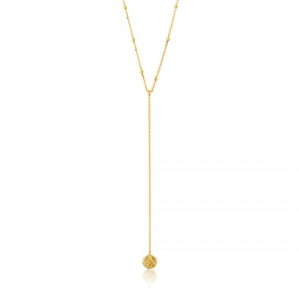 Deus Y necklace