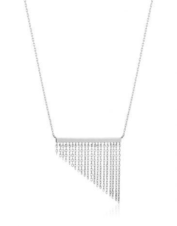 Fringe Fall Necklace