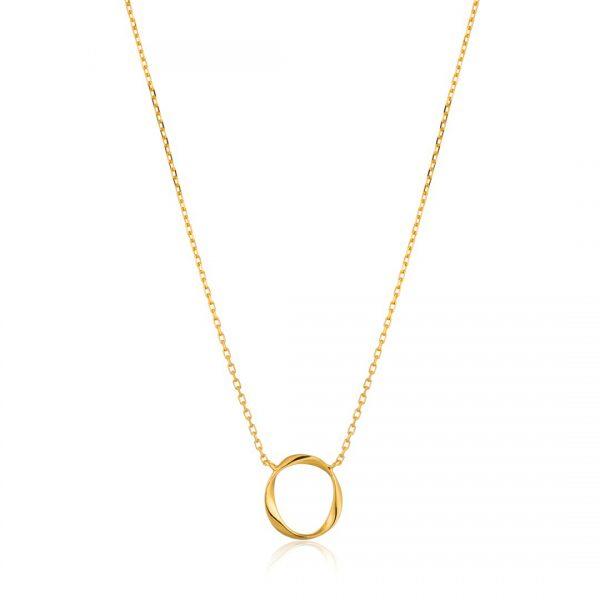 Swirl Necklace