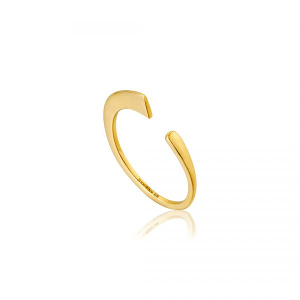 Geometry Curved Ring