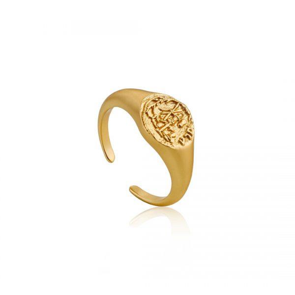 Emblem Signet ring