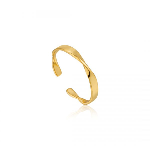Helix Thin Ring