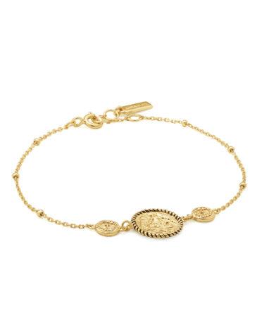 Winged Goddess Bracelet