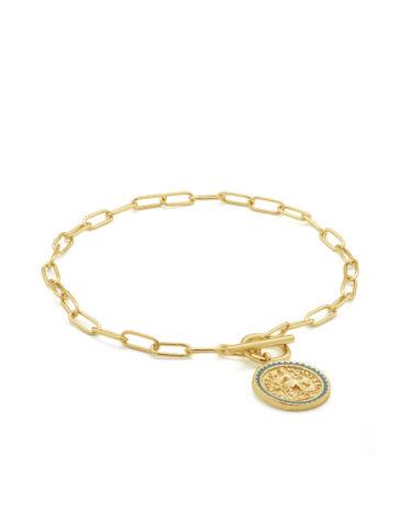 Emperor t-bar bracelet