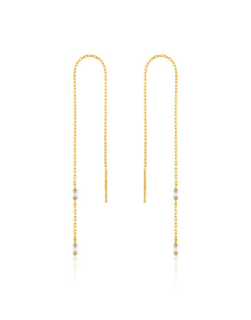 Glow Threader Earrings