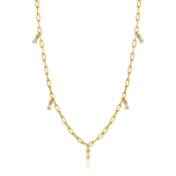 Glow Drop Necklace