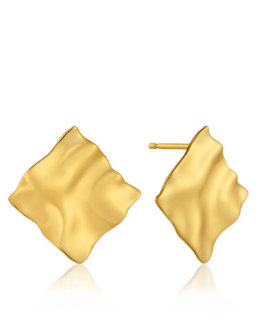 Crush Square Stud Earrings