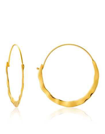 Crush Hoop Earrings