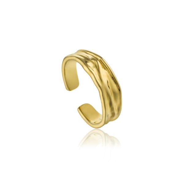 Crush Adjustable Ring