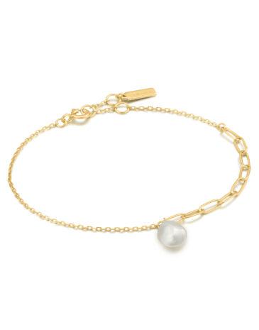 Pearl Chunky bracelet